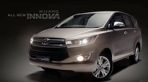 Www New Toyota Innova New Toyota Innova 2016 Launch Price In India Pics Specs
