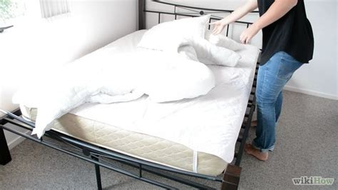 making bed how to make your bed 12 steps with pictures wikihow