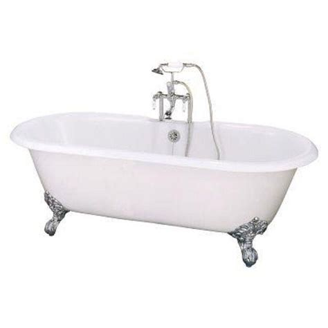 7 foot bathtub elizabethan classics 5 ft 7 in cast iron imperial feet