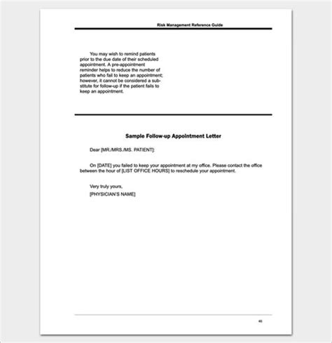 follow up letter template word 15 free follow up letter templates sle word formats