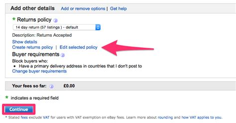 ebay refund policy what is the best ebay return policy and how to avoid extra