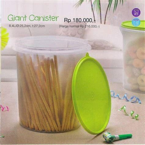 Twinkle Bowl Reguler canister tupperware promo indonesia pusat belanja