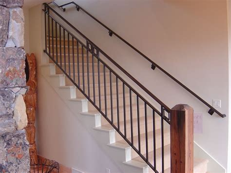 stair banister height best stair railing height http housesdesigning com