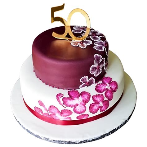 50th Birthday Cakes by 50th Birthday Cakes For