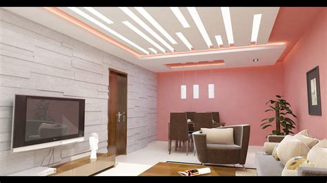 Design Your Home Interior by Decoration Salon Faux Plafond Youtube