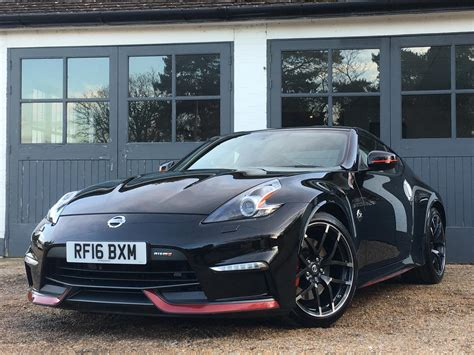 nissan 370z nismo engine used 2016 nissan 370z v6 nismo for sale in sussex