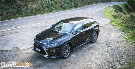lexus sports car 2016 2016 lexus rx450h f sport car review the suv