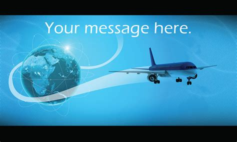 Airplane And Globe Travel Agent Business Card Design 901051 Travel Business Cards Templates Free
