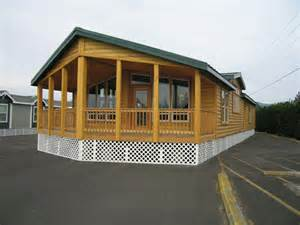 pictures of porches on mobile homes