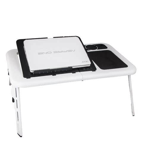 buy laptop table for bed laptop table in white buy laptop table for bed at best