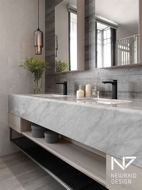 Best 25  Modern marble bathroom ideas on Pinterest   Modern bathrooms, Marble bathrooms and