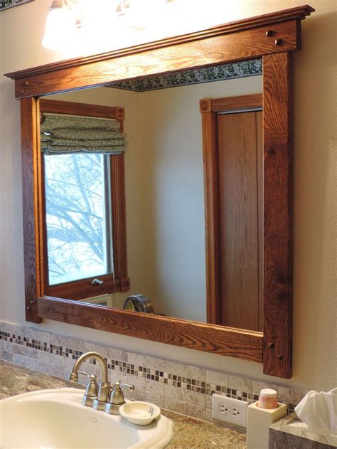 bathroom mirror styles wonderful bathroom 43 best craftsman style mirrors images