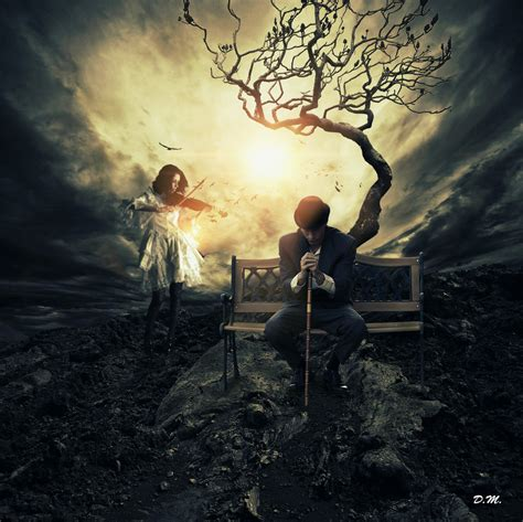 the art and soul sad song for the lonely soul by veuliahzg on