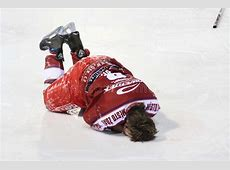 Injury - Ice hockey player editorial stock photo. Image of ... Zdar