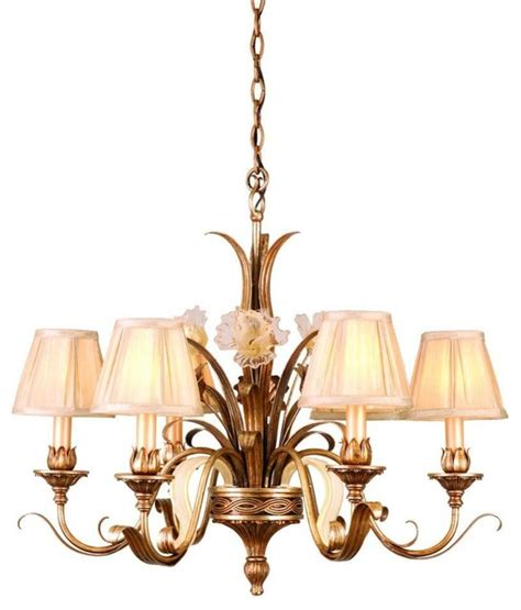 Tropical Chandelier Tropical Safari Chandelier Traditional Chandeliers By Elite Fixtures