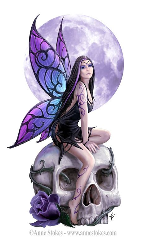 gothic fairy tattoos 51 tattoos collection