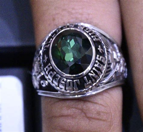 Embry Riddle Mba Class Ring by St Joseph High Juniors Join The Ring Local