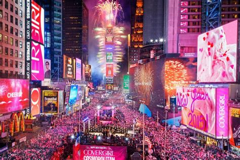 new years 2015 in new york 31 d 233 cembre 224 new york voir le drop 224 times square