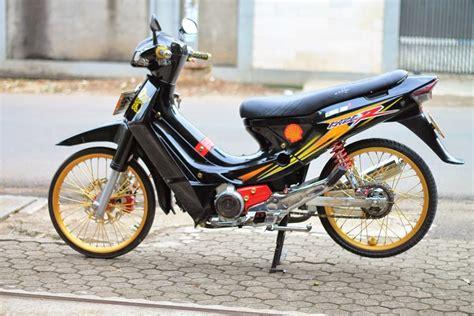 Kopling Kawasaki Kaze R modifikasi motor kawasaki kaze r keren terbaru otomotiva