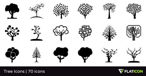 tree symbol tree icons 70 free icons svg eps psd png files