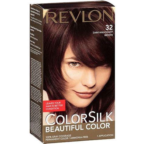 revlon mahogany hair color find savings on revlon mahogany brown hair color