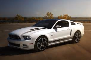 California Specs Ford Releases New Images Of The 2013 Mustang California