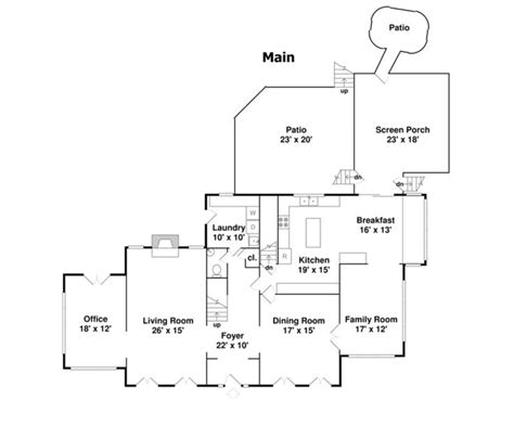 home alone house floor plan floor plan for the quot home alone quot house house plans