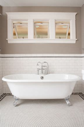 bathtub surround with window 80 best american four square house images on pinterest