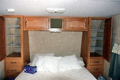 installing shelves in closet of rv rvhacks n mods n info