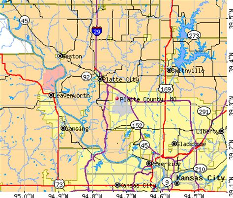 Platte County Property Records Platte County Missouri Detailed Profile Houses Real Estate Cost Of Living Wages