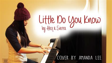 back to you alex and sierra free mp3 download free sheet music little do you know alex sierra