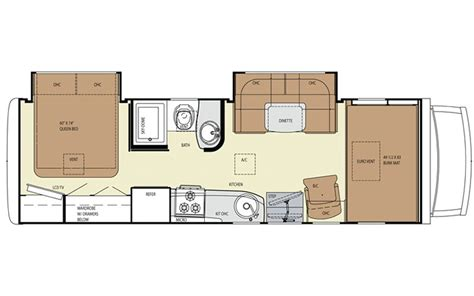 class b motorhome floor plans class b motorhomes floor plans quotes