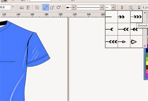 cara design label baju cara membuat design baju distro