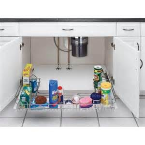 rev a shelf sink pull out organizer discontinued