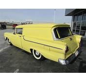 1957 Ford Courier 78A Wagon 292ci V8 4 Barrel Carb 9 Rear
