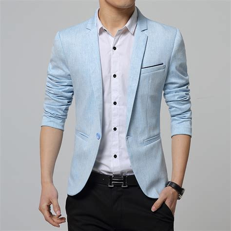 Best Quality Blazer Korea Polar Coat Korea Kareen Navy Blazer 2018 mens linen blazer sale fashion ql