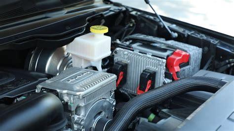 2019 Dodge Etorque by 2019 Ram 1500 Etorque Mild Hybrid System