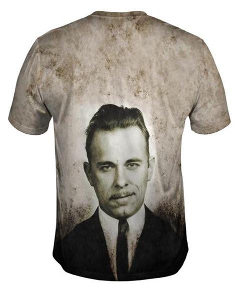 Tshirt Gangster Dillinger original gangster dillinger mens t shirt yizzam