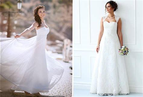 Hochzeitskleid Mittellang by Brautkleid Problemzonen Kaschieren Hochzeitsportal24