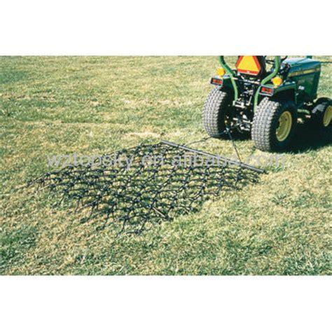 Landscape Harrow Rake Lawn Tractor Mounted Harrow Rake View Garden Tractor