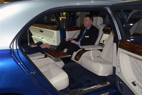 bentley mulsanne limo interior bentley mulsanne grand limousine by mulliner is a six