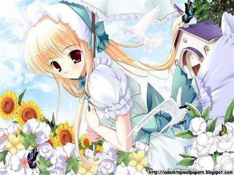 beautiful anime girl wallpaper desktop beautiful girl anime desktop wallpapers