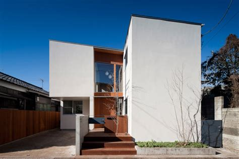 small minimalist home in japan by rck design coupled house a micro machine for living japanese