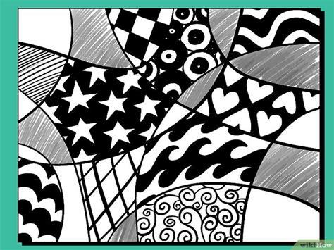 imagenes abstractas sin color c 243 mo crear un dibujo abstracto al azar 11 pasos