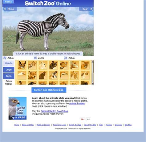 Switch Zoo Make New Animals | switch zoo make new animals pearltrees