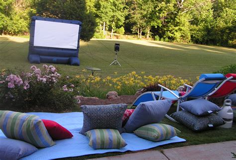 backyard movie party ideas amazing outdoor movie night ideas diply