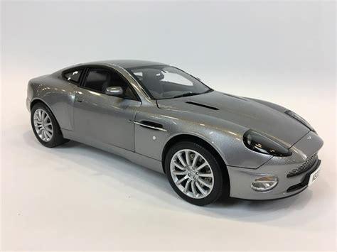 Aston Martin Vanquish Bond by Bond Aston Martin V 12 Vanquish 1 24 Scale Danbury