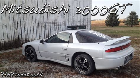 new mitsubishi 3000gt my new 1993 mitsubishi 3000gt youtube