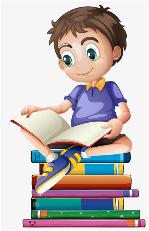 imagenes animadas leer ni 241 o leyendo los dibujos animados ni 241 o leer un libro