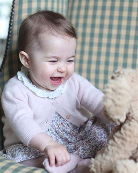 princess charlotte duchess of cambridge shares new photos of princess